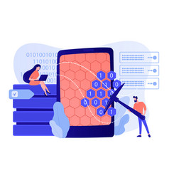 Data mining concept vector