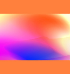 Holographic gradients textures vector
