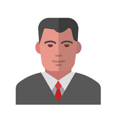 manager avatar vector image