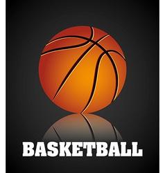 basketball championship vector image