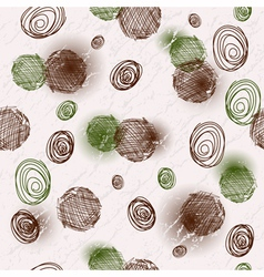 grungy pattern vector image