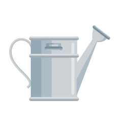 watering can animation vector image