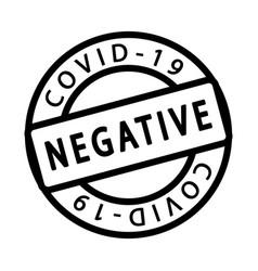 coronavirus circle stamp vector image