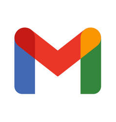 gmail new icon vector image