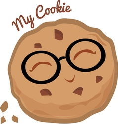 My Cookie vector