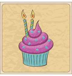 Cupcakes04 vector