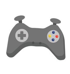 video game controller cartoon vector image
