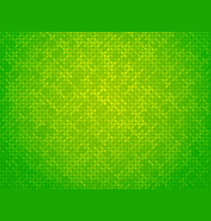 abstract green linking dots background vector image