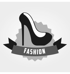 Feminine fashion vector