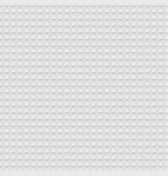 white plastic construction plate - semless vector image