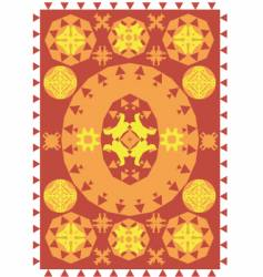 Original pattern vector