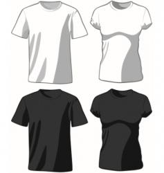 Set casual wear vector