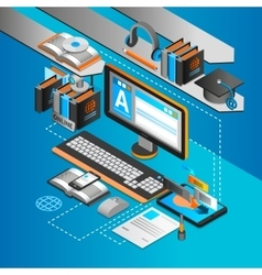Learning Isometric Concept vector image