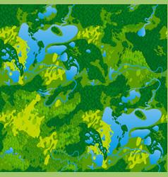Seamless texture terrain map vector