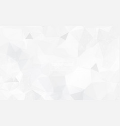 Abstract science background polygonal geometric vector