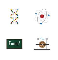 Flat science set of orbit theory of relativity vector