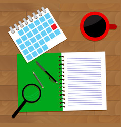 Planning for deadline vector