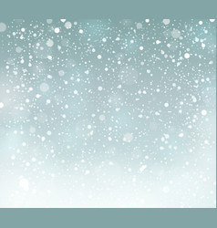 Snow theme background 6 vector