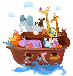 Noahs Ark vector image vector image