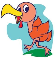 Run Turkey vector image
