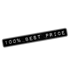 100 percent best price rubber stamp vector