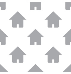 New Home seamless pattern vector image