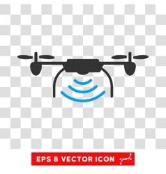 Radio Transmitter Drone Eps Icon vector