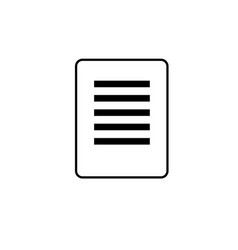 line business document information and order vector image