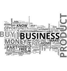 Are you in the right business part text word vector