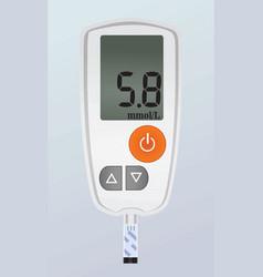 Diabetes aparat vector