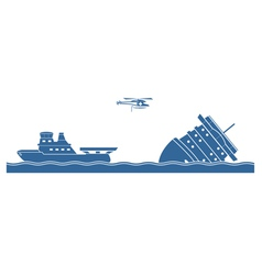 Salvage operation vector