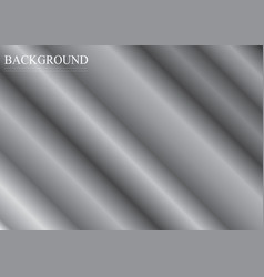 abstract gray background straight lines vector image