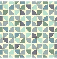 colorful geometric background neutral vintage vector image vector image