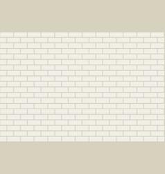 seamless brick background vector image
