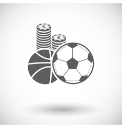 Sport games vector