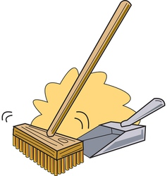 Sweep vector image