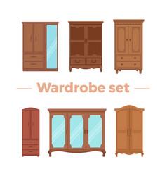 Furniture cartoon vector