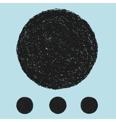 Set Circles vector image