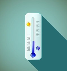 thermometer Stock vector image