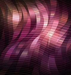 Wavy Mosaic Background vector