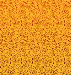 pattern back vector image vector image