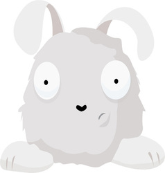 Dust Bunny Graphic vector