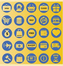 E-commerce-icon vector