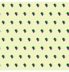 Seamless pattern from the fruit vector image