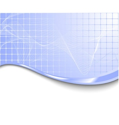 violet hightech background vector image