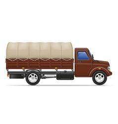 Cargo truck 02 vector