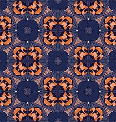 Modern geometric patterns vector image