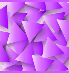 the pink colored abstract polygonal geometric vector image