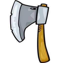 axe clip art cartoon vector image