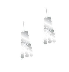 An earring vector